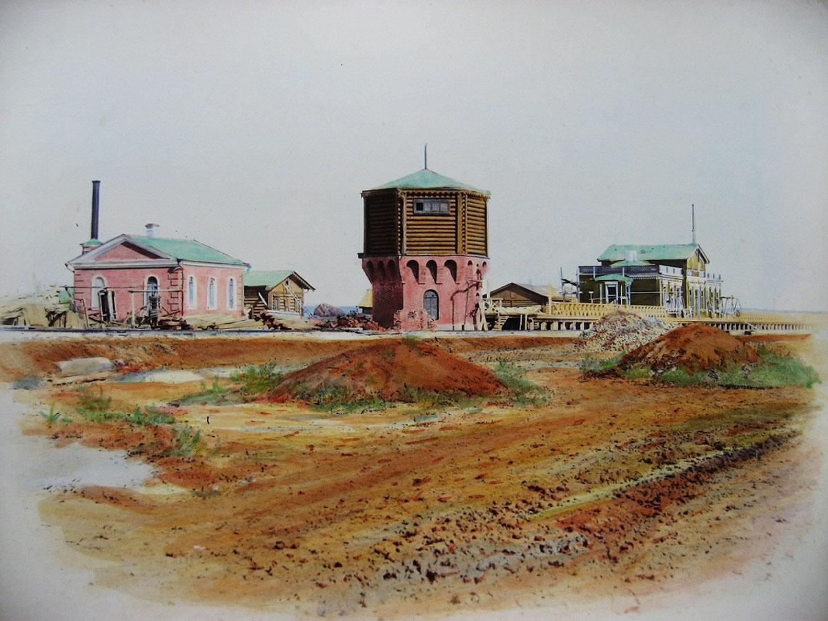 Станция Морская
